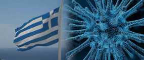 Οι περιοχές με τα σημερινά κρούσματα κορονοϊού: 1.350 στην Αττική και 391 στη Θεσσαλονίκη