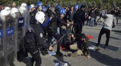 Ενταση στην Τουρκία μετά τις συλλήψεις των δημάρχων στο Ντιγιάρμπακιρ