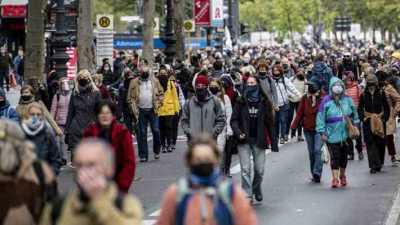 Κορονοϊός: Αύξηση των κρουσμάτων στη Γερμανία, έφτασαν τα 3.755.898