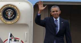Δύο εικοσιτετράωρα θα μείνει στην Αθήνα ο Ομπάμα