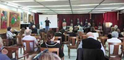 """""""200 Χρόνια από την Ελληνική Επανάσταση του 1821"""" - Εκδήλωση στην Εταιρία Ελλήνων Λογοτεχνών"""