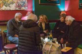 """Συναντήσεις μελών και φίλων του Πολιτιστικού Σωματείου """"ΟΙ ΚΟΡΥΦΑΙΟΙ"""""""