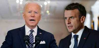 AUKUS: Βράζει η Γαλλία για την ακύρωση του deal για τα υποβρύχια – Τηλεφώνημα Μακρόν-Μπάιντεν τις επόμενες ημέρες