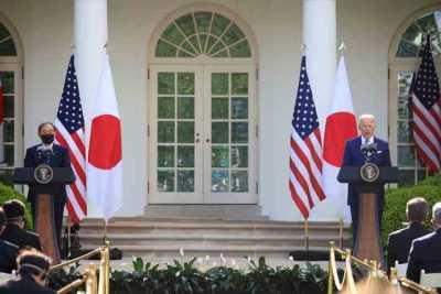 Κοινό μέτωπο από ΗΠΑ κι Ιαπωνία απέναντι στις «προκλήσεις» της Κίνας
