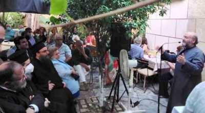 Μια μοναδική πολιτιστική εκδήλωση στην εκκλησία των Αγίων Αναργύρων Ψυρρή
