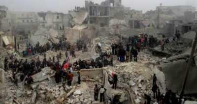Παρατείνει η Ρωσία την κατάπαυση αεροπορικών επιθέσεων στο Χαλέπι