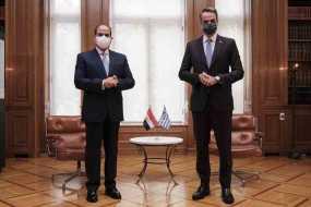 Επίσκεψη Μητσοτάκη σήμερα στην Αίγυπτο – Συνάντηση με Φατάχ αλ Σίσι