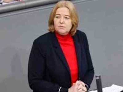 Γερμανία: Η σοσιαλδημοκράτισσα Μπέρμπελ Μπας νέα πρόεδρος της Bundestag