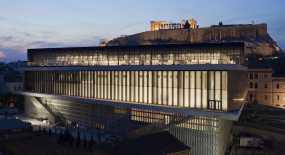 28η Οκτωβρίου στο Μουσείο Ακρόπολης